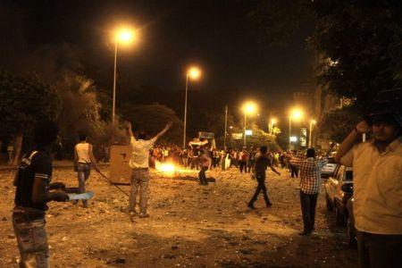Photo of Fresh violence injures 231 Egyptians