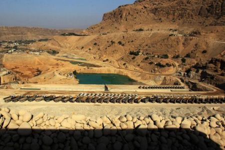 Photo of Ahmadinejad opens highest RCC dam