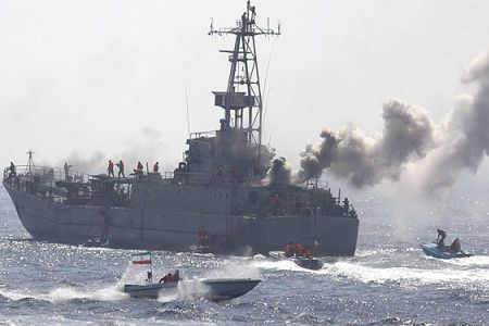 Photo of Iran drills to enter naval phase