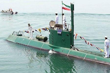 Photo of Iran Navy submarines return home