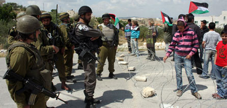 Photo of Zionist Israeli occupation forces continue to crack down on West Bank