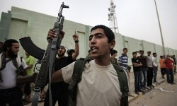 Photo of Fighting in Libya's Brega town takes to streets