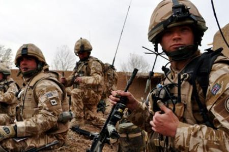 Photo of Two US-led troops killed in Afghan war