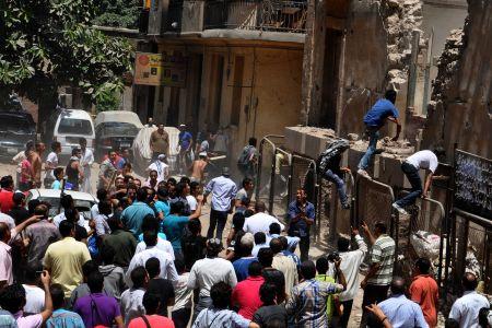 Photo of Fresh anti-govt. rallies held in Egypt