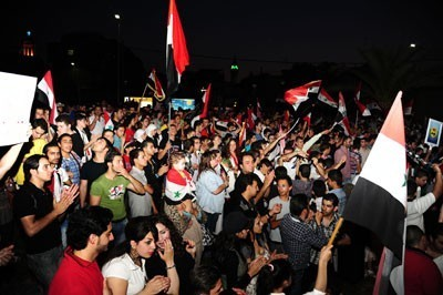Photo of Rallies in Most Provinces Voice Rejection of Foreign Interference in Syrian Affairs
