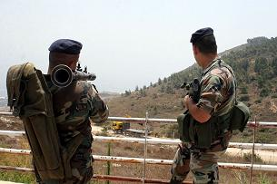 Photo of Israeli Occupation Troops Cross Border, Exchange Fire with Lebanese Soldiers