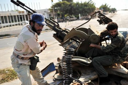 Photo of Libyan Revolutionary Forces give Gaddafi loyalists Ultimatum