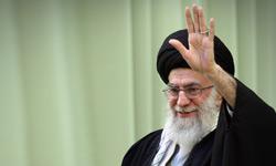 Photo of Leader of Islamic Ummah And Oppressed People Imam Sayyed Ali Khamenei Terms Iranian Nation's Resistance Key to Success