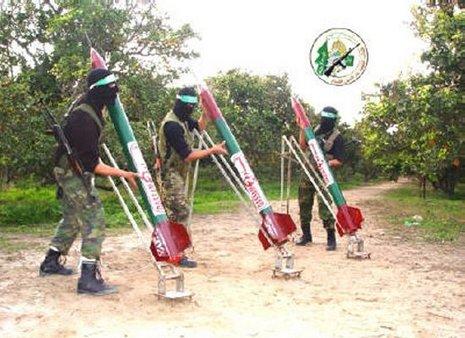 Photo of Qassam Brigades end truce with Israel