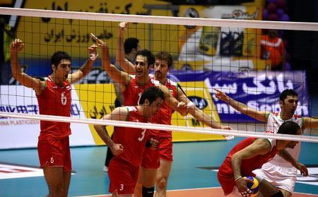 Photo of Iran's volleyball team becomes Asia's champion