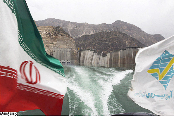 Photo of Video- Iran self sufficient in dam construction