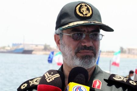 Photo of Iran's Islamic Revolution Guards Corps to hold major naval maneuver
