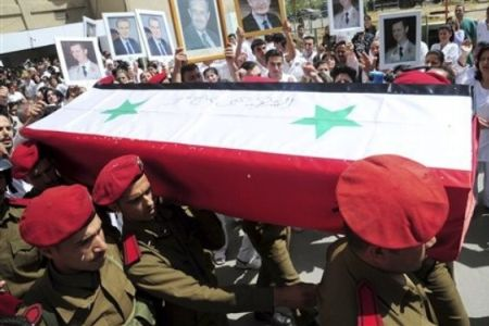 Photo of Foreign media overstate Syria death toll
