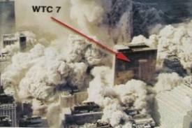 Photo of 'Video- WTC-7 impossible to have fallen by fire'