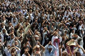 Photo of Video- Yemeni revolutionaries determined to continue demonstration till regime's fall