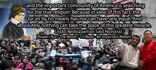 Photo of Community of America is searching for the true religion…