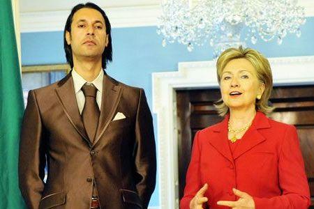 Photo of Gaddafi son found dead in Sirte
