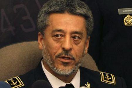 Photo of 'US no authority to challenge Iran Navy'