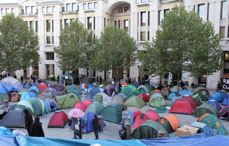 Photo of Occupy London considers expanding to other sites