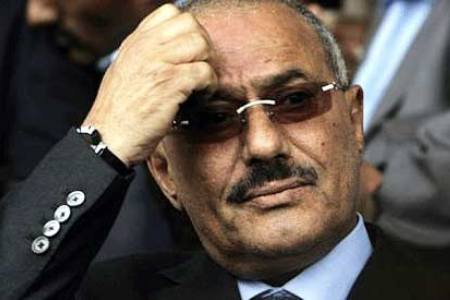 Photo of 'Demos will continue until Saleh is gone'