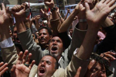 Photo of Revolutionary People in Yemen urge US-backed Saleh's immediate ouster