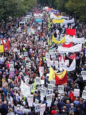 Photo of European Awakening: Mass London protest to mark 10th anniversary of Afghan war