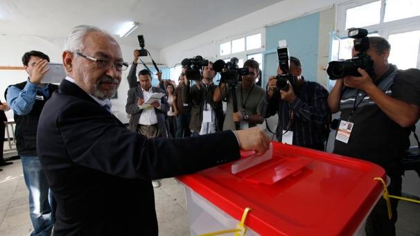 Photo of Ennahda ahead by 40% in Tunisia vote