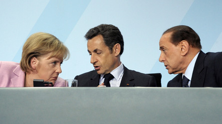Photo of Democratic Dictators start to collapse with Berlusconi
