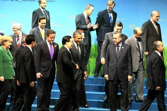 Photo of G-20 fails to agree on econ. solution
