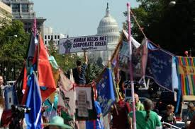 Photo of Video- Occupy DC slams US environmental protection agency