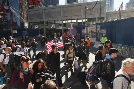 Photo of Occupy Highway kicks off in New York