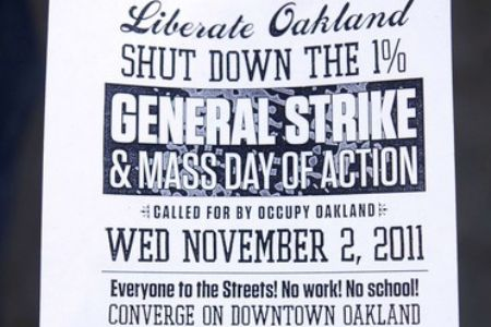 Photo of American Awakening- Occupy Oakland to begin general strike