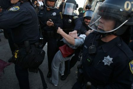 Photo of Video- US uses excessive force to end protests