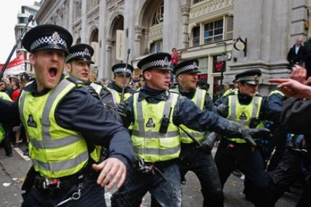 Photo of European Awakening: Peaceful protests to be banned in UK