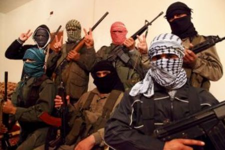 Photo of 'US, israel and Turkey funding terrorists in Syria'