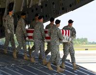 Photo of 3 US-led soldiers killed in Afghan blast