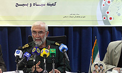 Photo of Iranian Commander: 90% of IRGC Possibilities in Tehran Used for Soft War