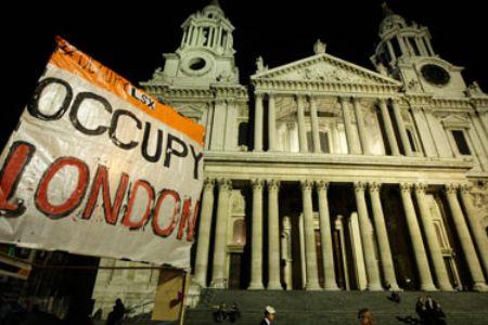 Photo of People of U.K Awakening- LSX activists to stay until January 11