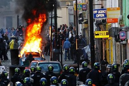 Photo of Video- Major study reveals the causes of UK unrest