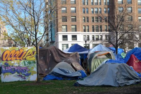 Photo of American Awakening-Occupy DC vows to stay over holidays