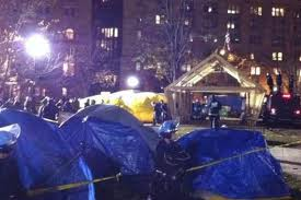 Photo of Video- Police arrests members of DC Occupy Movement