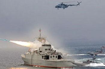 "Photo of Islamic Iran tests new equipments in ""Velayat-90"" naval drills"