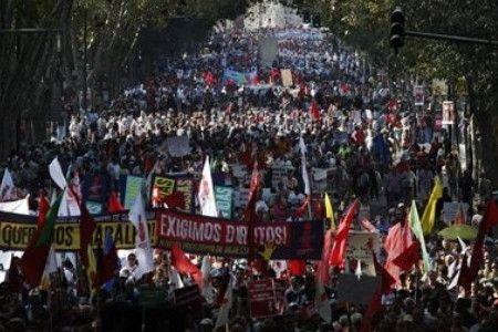 Photo of Portuguese blast austerity measures