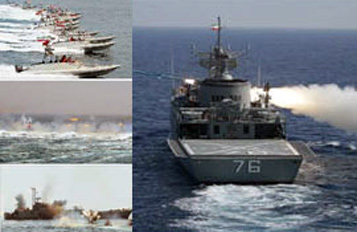 Photo of Islamic Iran launches power phase of naval drills