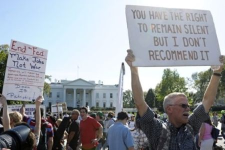 Photo of American Awakening: US protesters to 'occupy' campaigns