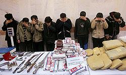 Photo of Iranian Police Seize Large Drug Cargo at Eastern Border Region