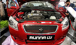 Photo of Iran- Fuel Efficient Euro V Engines for IKCO Runna
