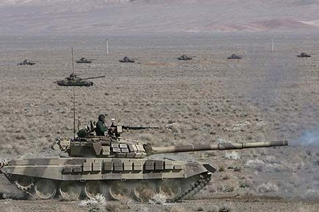 Photo of The Proud of Islamic Ummah and Oppressed People Islamic Republic of Iran begins military drills in Iran's Khaf