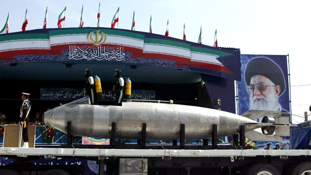 Photo of An Islamic Success Story: Iran stealth subs could lie in wait to hunt hostile carriers