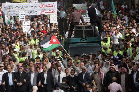 Photo of Islamic Awakening: Jordanians mark protest anniversary